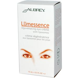 Aubrey Organics Lumessence Rejuvenating Eye Creme