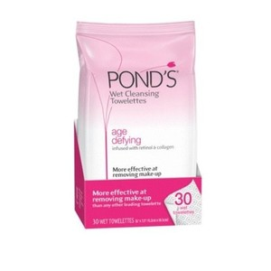 Pond's Age Defying Wet Cleansing Towelettes