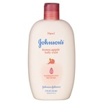 Johnson's Honey Apple Baby Wash