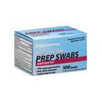 CVS Alcohol Prep Swabs