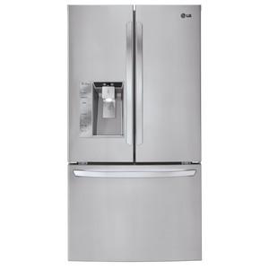 LG 33 cu. ft. Mega-Capacity French Door Refrigerator