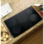 GE 36 in. 5-Burner Induction Cooktop