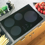 GE 30 in. 4-Burner Induction Cooktop