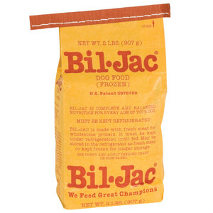 Bil-Jac Frozen Dog Food