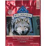 Blue Buffalo Wilderness Adult Salmon Recipe Dry Dog Food