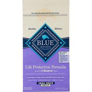 Blue Buffalo Life Protection Formula Small Breed Adult Dry Dog Food