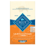 Blue Buffalo Life Protection Formula Large Breed Adult Chicken & Brown Rice Dry Dog Food