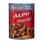 Purina Alpo Homestyle Prime Cuts Canned Dog Food