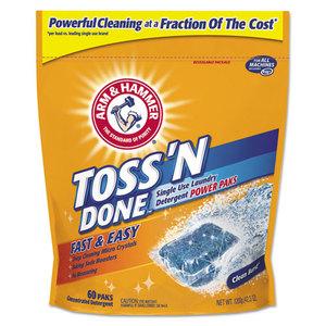Arm & Hammer Toss 'N Done Power Paks Laundry Detergent