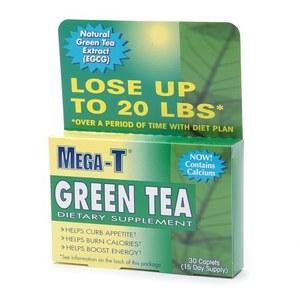 Mega-T Green Tea Dietary Supplement