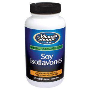 The Vitamin Shoppe Soy Isofavlones
