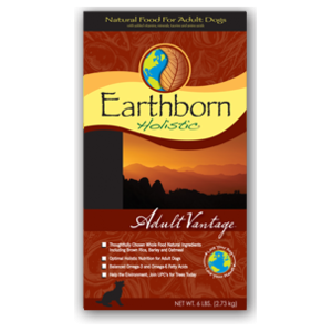 Earthborn Holistic Adult Vantage Natural Dog Food