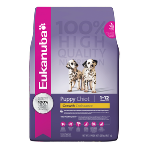 Eukanuba Puppy Growth Dry Dog Food