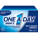 One A Day Men's Health Formula Multivitamin