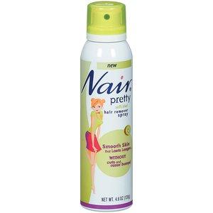 Nair Pretty Hair Remover Spray