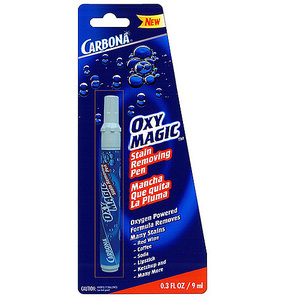 Carbona Oxy Magic Stain Removing Pen