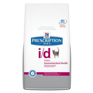 Hill's Prescription Diet i/d Feline Gastrointestinal Health Dry Cat Food