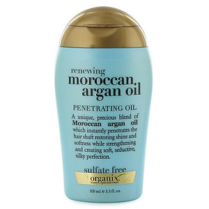 Organix Moroccan Argan Penetrating Oil