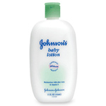 Johnson's Baby Lotion with Aloe Vera Vitamin E