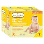 Simply Right Baby Diapers