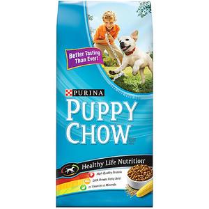 Purina Puppy Chow Dry Dog Food