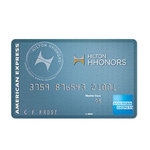 American Express - Hilton HHonors Credit Card