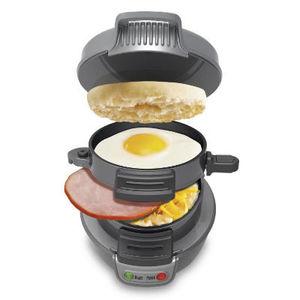 Hamilton Beach 25475 Breakfast Sandwich Maker