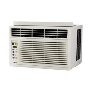 LG 6,000 BTU Energy Star Window Air Conditioner