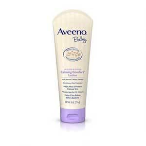 Aveeno Baby Calming Comfort Lotion Lavender & Vanilla