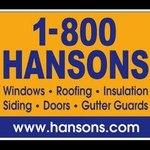 Hansons Replacement Windows