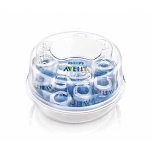 Avent Express II Microwave Steam Sterilizer