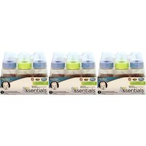 Gerber First Essentials Silicone BPA Free Bottles