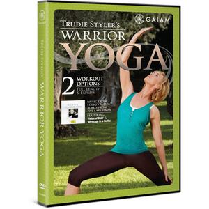 Trudie Skylar's Warrior Yoga