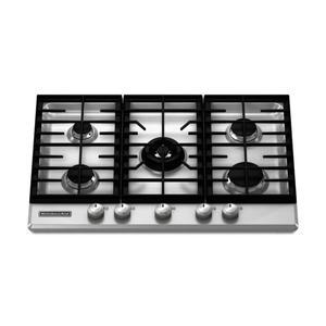 "KitchenAid Architect Series II 30"" Built-In Gas Cooktop KFGS306VSS"