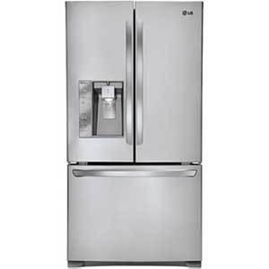 LG 31 cu. Ft. French Door Bottom Freezer Refrigerator