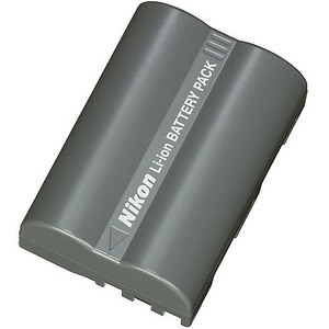 Nikon - EN-EL3e Rechargeable Li-Ion Battery (B000BYCKU8) for D200, D300, D700 and D80 Digital SLR Cameras