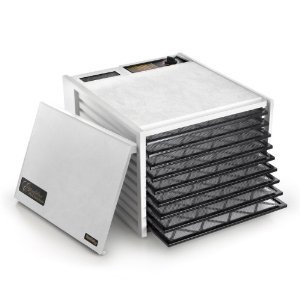 Excalibur 3900 Deluxe Series 9 Tray Food Dehydrator