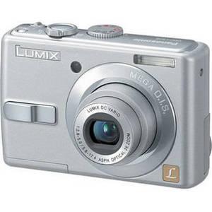 Panasonic LUMIX Digital Camera DMC-LS75