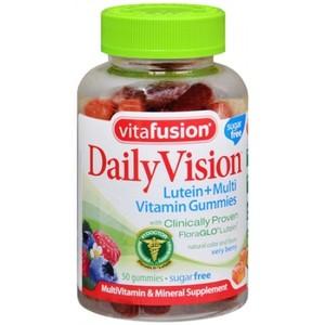 Vitafusion Daily Vision Multivitamin Gummies