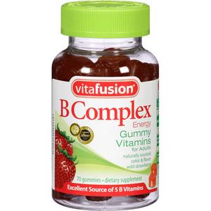 Vitafusion B Complex Gummy Vitamins
