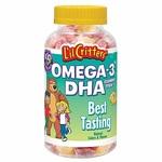 Vitafusion L'il Critters Omega-3 DHA Gummy Fish Vitamins