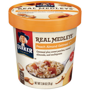 Quaker Real Medleys Oatmeal