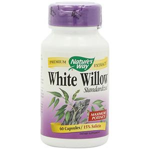 Nature's Way White Willow Bark