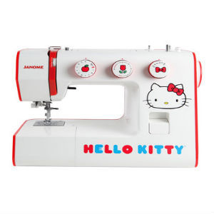 Janome Hello Kitty Sewing & Quilting Machine