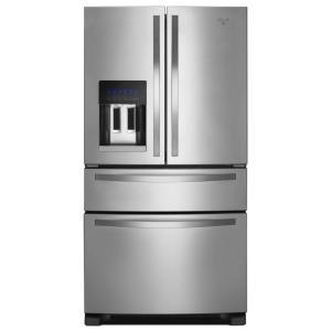 Whirlpool 25.0 cu. ft. French Door Refrigerator