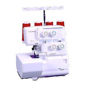 Janome MyLock Serger Sewing Machine