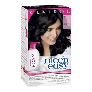Clairol Nice 'N Easy Color Blend Foam Hair Color Kit