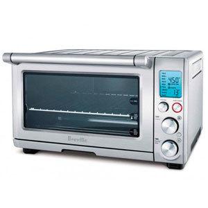 Breville The Smart Oven 1800-Watt Convection Toaster Oven