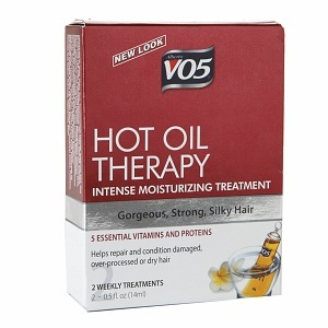 Alberto VO5 Hot Oil Intense Moisturizing Conditioning Treatment