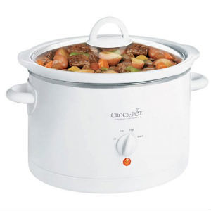 Crock-Pot 6-Quart Round Slow Cooker